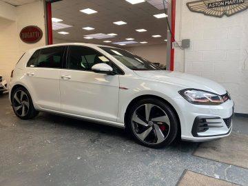 2018 VW GOLF GTI PETROL TURBOCHARGED, MANUAL, 10,000 MILES