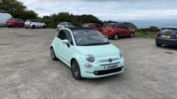 Fiat 500 Convertible Lounge 1.2 Manual