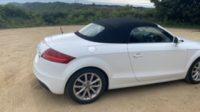 Audi TT Convertible 1.8 TFSI Sport Manual